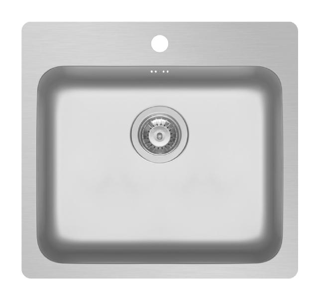 Pyramis Zeria Flushmount Sink